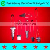 High Quality China Mnaufacture Cable Anchor Clamp/Suspension Anchoring Clamp/Adjustable Tension Clamp
