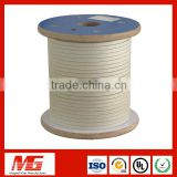 Reasonable Price Electrical Fiberglass Covered Rectangular Magnet Wire for transformer