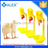 2016 good price chicken water nipple drinker durable stainless and plastic poultry drinker system