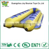 best selling inflatable water games , inflatable banana boat for sale , inflatable banana boat