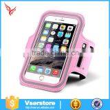 Fashion universal neoprene badge holder cell phone elastic armband                                                                         Quality Choice