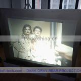 DEFI best price adhesive holography back projection screen film