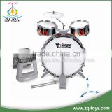 ABS safe material jazz drum toy set plastic drum toy kids drum set with competitive price