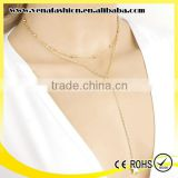 star short copper bead chain latest model fashion necklace                                                                         Quality Choice