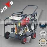 Bison China Taizhou Diesel Engine High Pressure Washer for Car Washer, 186 Engine Electric Start