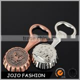 New Arrival Promotion Vintage Bottle Cap Custom Alloy Metal Bottle Opener