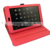 Flip 360 Degree Rotary Stand Leather Case For ipad mini