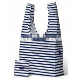 Recycle Tote Bags With High Quality Sailor Stripe