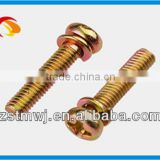 hardness test machine cup head combine screw