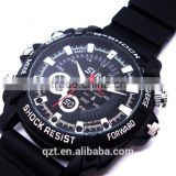 1920*1080P Night Vision Mini Video Recorder Webcam Waterproof Wrist Watch Hidden Camera