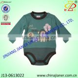new arrive hot saling baby bodysuit for 2014