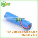 3.7V 750mAh Battery for Datalogic M2130, 90ACC1945, 128000791, QuickScan Mobile 2130