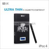 Firstunion 2013 new product premium e cigarette iPCC4 super slim pcc smokeless cigarettes