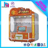 Hot sale lovely plush toys for crane machines coin operated crazy basketball