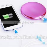 Shenzhen Manufacturer&Supplier&Factory Magic Cosmetic Mirror & Compact Mirror Power Banks Chargers for Ladies