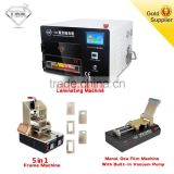 Economic LCD Refurbishing machine kit 5 in 1 LCD Separator Vacuum OCA Lamination Machine Autoclave for Iphone Samsung