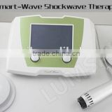 2016 hot sale massage machine shockwave therapy relief pain and body reshape acoustic wave therapy