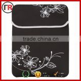 Promotional neoprene laptop sleeve wholesale with nice pattern