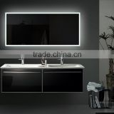 High Quality Wall Mirror For Home and Hotel Decoration with Aluminum Framed with led illuminated lights