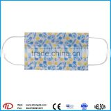 Printed Funny Face Disposable Surgical Mask