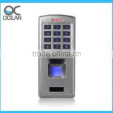 Fast delivery fpr office equipment tcp/ip usb time recorder+fingerprint time recorder machine with access controller