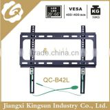 Fixed Tv Stand Tv Bracket Tv wall mount 26'' - 55'' inches with plastic strip