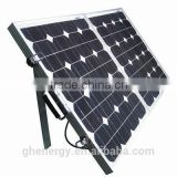 160w Folding Solar Panel With 5m cable and Alligator Clip