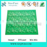 Immersion Gold Finishing 4 OZ ~ 6OZ CEM - 3 Heavy Copper PCB with Green Solder Mask-Pcb Assembly Service