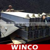 Water cooling Conveyor Belt Vulcanizer and belt jointing press
