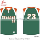 Sublimation Custom Plain Slim Fip Striped Fashion American Baseball Jersey 5XL Puls Size Design
