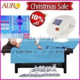 Salon hottest pressotherapy EMS far infrared 3 in 1 cellulite massage pressotherapy acupressure machines Au-6809