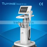 No Pain 2016 Beauty Salon Equipment Face HIFU Slimming HIFU Body Machine Hot Safety HIFU Salon Machine For Skin Tightening Expression Lines Removal