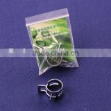 Whosale Aquarium Metal hose clip, stainless steel card buckle, hose and pipes connectors