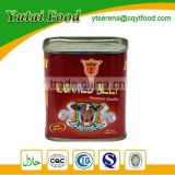 Halal Beef Good Taste Food Wholesale Canned Corned Beef