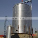 hopper structure steel silo 1000ton storage wheat silo