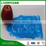 manufacturer sale crystal feed grade copper sulphate CS326T