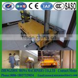 Hot sell automatic concrete wall plastering machine/ concrete mixer machine for building