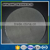 Filter Punching Hole Metal Sheet Discs/Elements