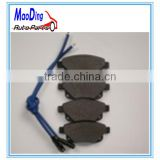 high quanlity rear brake pad for JMC transit V348 auto part