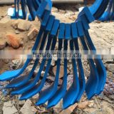Kubota Cutting Knives! Rotary Tiller Blade Agriculture Machinery Parts Colter ROTARY BLADE
