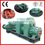 Hot sale!! vacuum extruder fire china clay/concrete brick making machine production line