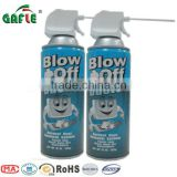 eco high performance 400ml can non flammable spray gas spray Air Duster in can