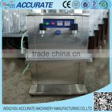 Electric water filling machine controlled by time relay