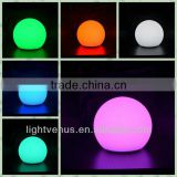 IP68 inductive charger swimming pool led ball light