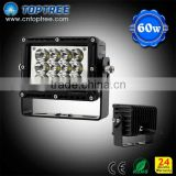 Headlamp 7Inch Work Light LED Fog Lamp Offroad LED Mining Light 60W
