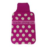 Knit Hot Bottle Cover