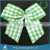 Wholesale Colorful British Style Polyester Satin Plaid Ribbon