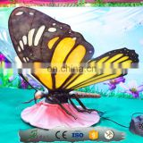 KAWAH Amusement Park attraction large butterflies decorations