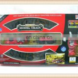 Hot sale kids electric toy train set