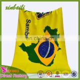 Wholesale China supplier customized sublimation Printed Microfiber Beach Towel